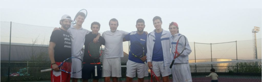 clube de tenis cidade de lugo
