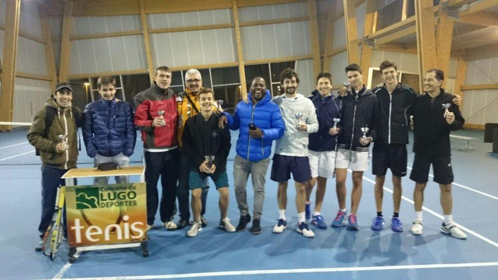 Clube de tenis Cidade de Lugo 2017