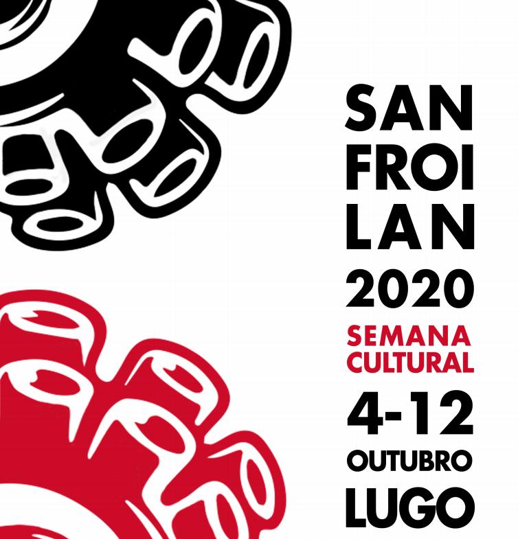 cartel de san froilan 2020