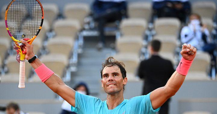 Mejores puntos de Rafa Nadal de cada uno de los 20 Grand Slam ganados.
