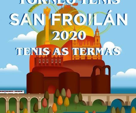 Torneo de Tenis San Froilán.
