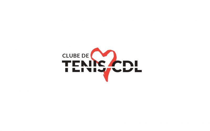 Logotipo do Clube de Tenis CDL