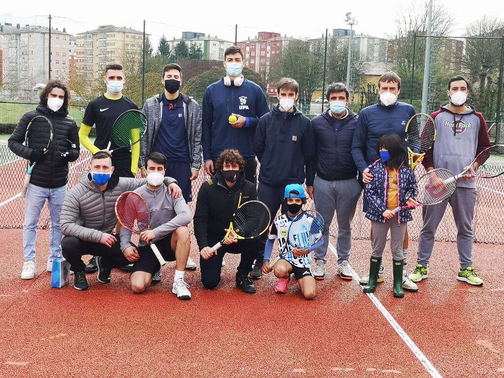 clube de tenis cidade de lugo e clube de tenis fluvial de lugo