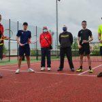 Quinta xornada. Clube de Tenis CDL vs Escuela de Tenis Justo al Revés