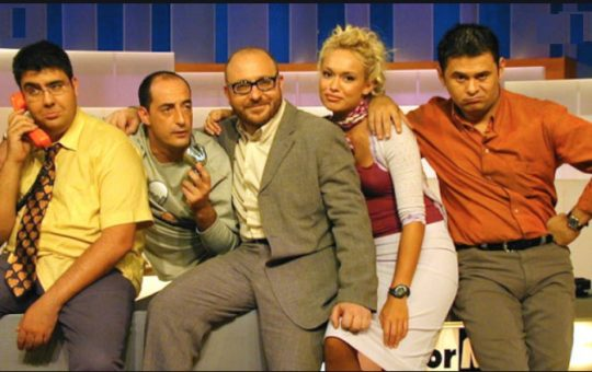 El Informal. Programa humorístico da televisión.