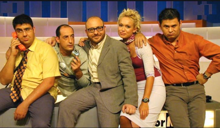 equipo de el informal, programa de televisión