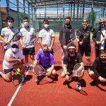 Xornada polo ascenso. CT CDL vs CD Master Tenis Noia