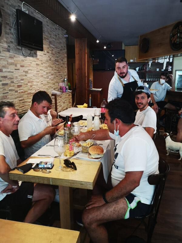 clube de tenis cidade de Lugo vs CD Master Tenis Noia