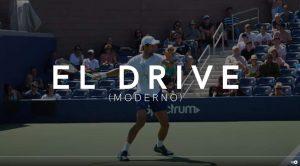 como hacer un buen drive en tenis por Sara Nogark