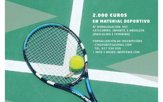 IV Torneo de Tenis por equipos en As Pontes 2021
